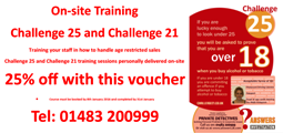 Training Discount Voucher